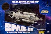 SPACE: 1999 - MK IX White Hawk  – WARGAMES - Special Edition