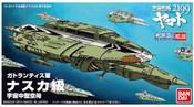 Space Battleship Yamato 2199 - MECHA COLLE NAZKA CLASS