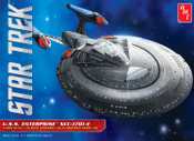 Star Trek U.S.S. Enterprise 1701-E 1:1400 Scale AMT Model Kit