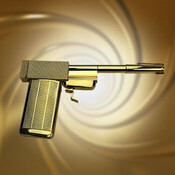 James Bond The Golden Gun Limited Edition Prop Replica