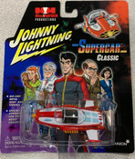 Supercar Diecast - Classic Version - by Johnny Lightning