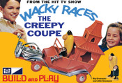 Wacky Races - Creepy Coupe (SNAP) 1:32 Scale Model Kit