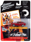 James Bond Aston & AMC (2-Pack) 1:64 Scale Diecast