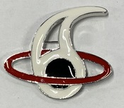 Forbidden Planet - United Planets Crew Cap Insignia Pin