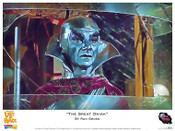 "Lost In Space - ""The Great Oniak"" - Print"