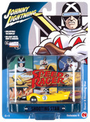 Johnny Lightning - Racer X SHOOTING STAR W/TIN 1:64 SCALE DIECAST