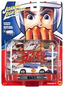 Johnny Lighting - Speed Racer - MACH 5 W/TIN 1:64 SCALE DIECAST