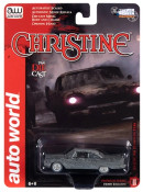 1958 Plymouth Fury Christine After FIRE 1/64 Scale AWSP040 - Auto World