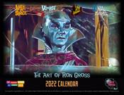 The Fantasy Worlds of Irwin Allen - 2022 Calendar