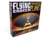 "POLAR LIGHTS 12"" FLYING SAUCER 1:144 SCALE MODEL KIT - ? Forbidden Planet C57D ?"