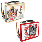 James Bond - Live And Let Die Tin Tote