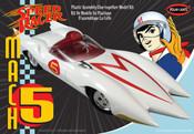 Speed Racer - Mach V - 1/25 Scale Model Kit Polar lights