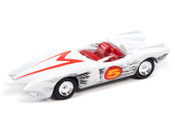 Speed Racer - 1/64 scale Race Damaged Mach V - Johnny Lightning