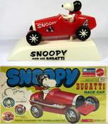 Snoopy & His Race Car Model kit - Reissue from Atlantis
