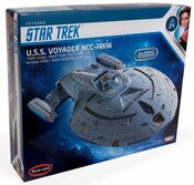 Star Trek - U.S.S. VOYAGER (SNAP) 1:1000 Scale Model Kit