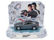 James Bond - Die Another Day - 2002 Aston Martin Vanquish in Diorama Tin