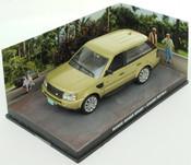 James Bond - Range Rover Sport - Casino Royale