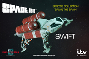 "Space 1999 - This Episode ""Brian the Brain"" ! SWIFT SPACESHIP !"
