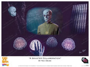 """Lost In Space - """" A Sinister Collaboration """" - Print"""