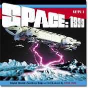 Space: 1999 Year 1 Original Soundtrack CD