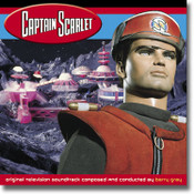 Captain Scarlet Original TV Soundtrack CD