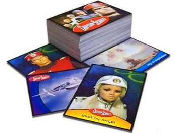 Captain Scarlet Trading Card Set