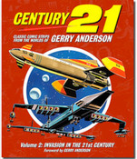 Century 21: Classic Comic Strips from the Worlds of Gerry Anderson Vol 2