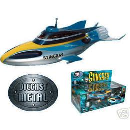 Product Enterprise Stingray Film- & TV-Spielzeug