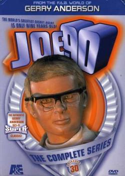 Joe 90 : The Complete Series DVD set