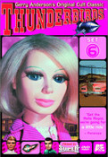 Thunderbirds set 6 DVD