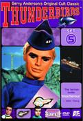 Thunderbirds Set 5 DVD