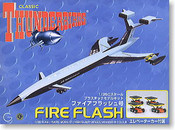 Thunderbirds - Fireflash Model by Aoshima