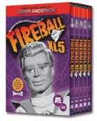 Fireball XL5 Complete Series DVD
