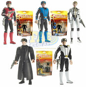 New Captain Scarlet Action Figures