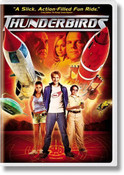 Thunderbirds - The Movie DVD