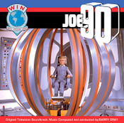 Joe 90 Original Soundtrack CD