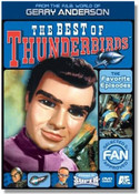Best of Thunderbirds DVD