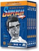 Supercar Series DVD Boxed Set