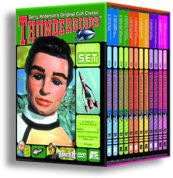 Thunderbirds DVD Megaset
