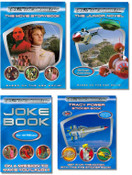 Thunderbirds Movie Books Set 1