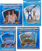 Thunderbirds Movie Books Set 2