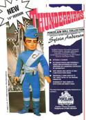 Thunderbirds - 14 Inch Porcelain Doll - Scott Tracy