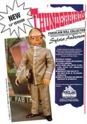 Thunderbirds - 14 inch Porcelain Doll - Parker