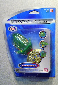 Thunderbirds Movie - Bandai Thunderbird 2