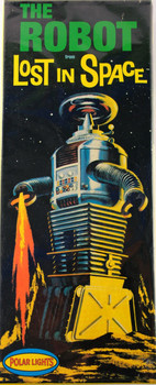 Lost in Space B9 Robot Model Kit By Polar Lights (5030)