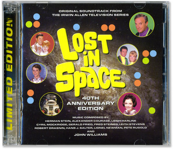 Lost in Space CD Soundtrack 2 Disc Limited Edition (LLLCD1042)