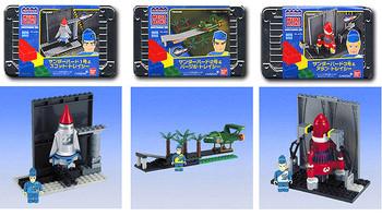 Thunderbirds - Mega Bloks Dioramas TB 1 2 or 3
