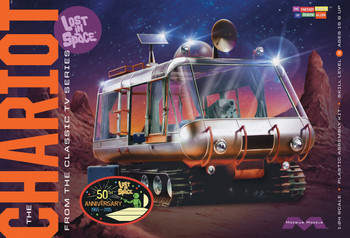 Lost in Space 1/24 scale Chariot Model kit (902)