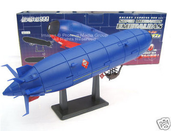 GALAXY EXPRESS 999 / STAR BLAZERS Queen Emeraldas Ship