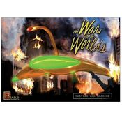 War of the worlds war machine Pegasus models